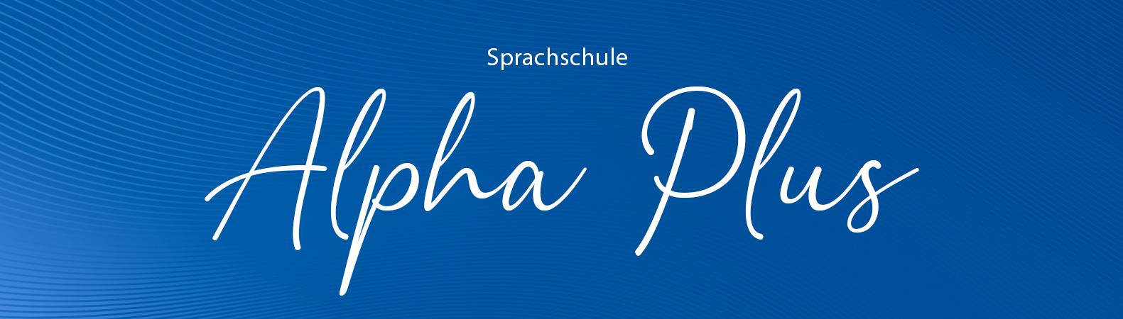 AlphaPlus Schule